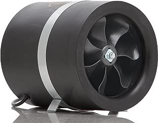 Can Fan Max Fan Mixed Flow Inline Fan, 8-Inch 675 Cubic Feet Per Minute