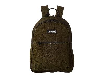 Dakine Essentials Mini 7L Backpack (Dark Olive) Backpack Bags