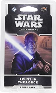 Fantasy Flight Games Current Edition Star Wars Lcg Trust in The Force Force Pack Board Game