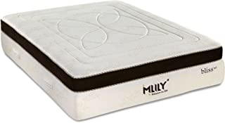 MLILY Bliss 15-inch Queen-Size Gel Memory Foam Mattress