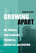 Growing Apart: Oil, Politics, and Economic Change in Indonesia and Nigeria (Interests, Identities, And Institutions In Comparative Politics)