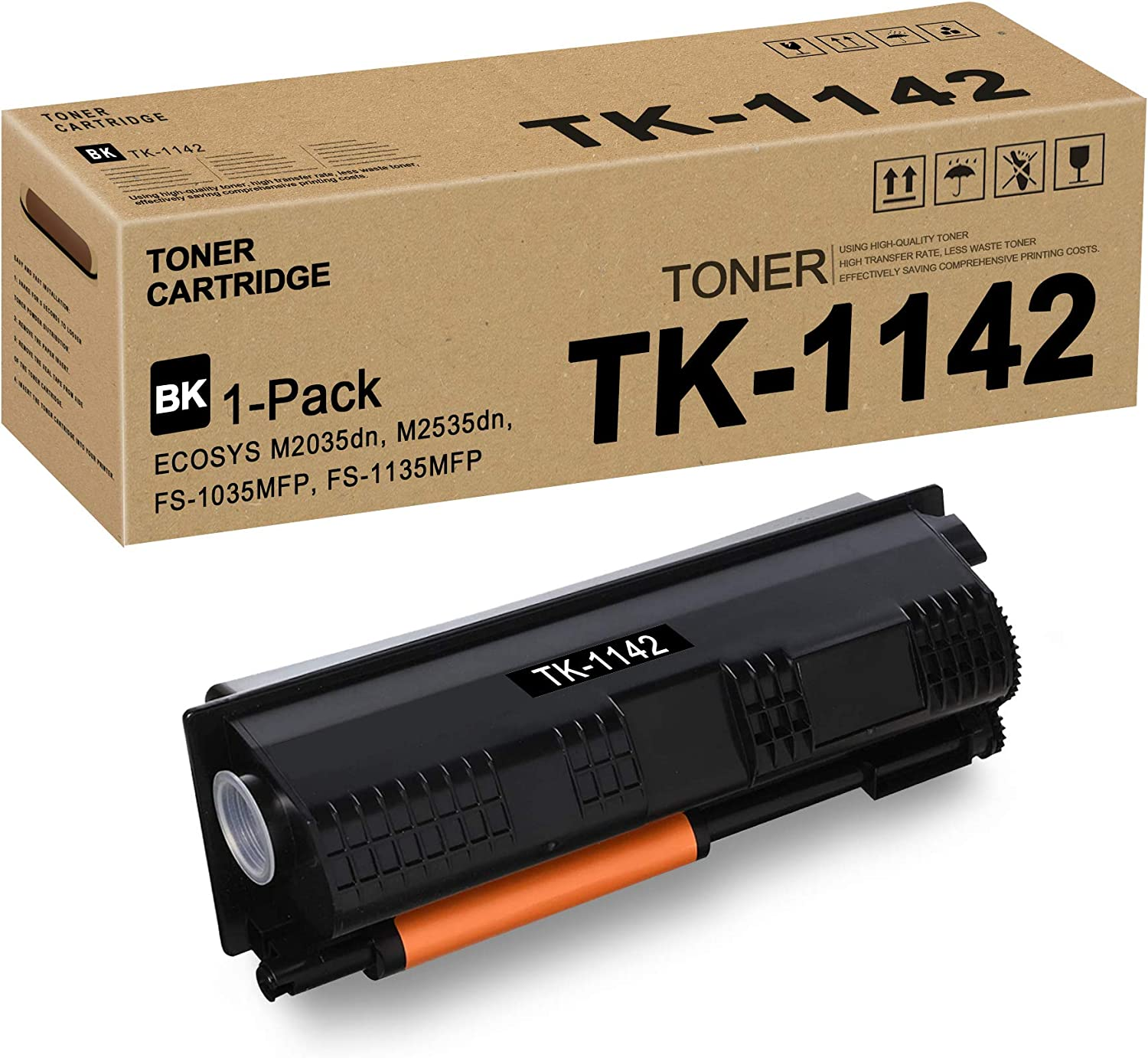 TK1142 TK-1142 購入 保障 1T02ML0US0 Toner Replacement for Cartridge Kyocer