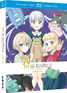 NEW GAME!!: Season Two