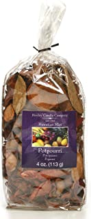 Hosley Tropical Hawaiian Mist Potpourri Bag, 4 Oz. Infused with Essential Oils. Ideal Gift for Weddings, Spa, Reiki, Meditation Settings O9