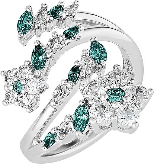 CZ Emerald