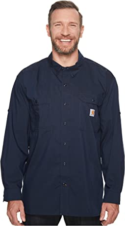 Carhartt - Force Ridgefield Solid Long Sleeve Shirt - Big