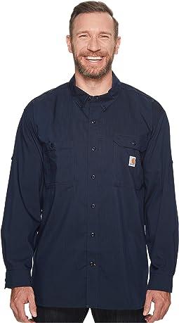 Force Ridgefield Solid Long Sleeve Shirt - Big