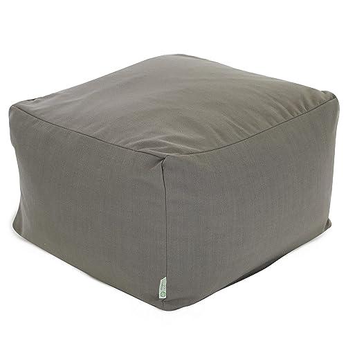 Fine Bean Bag Ottomans Amazon Com Beatyapartments Chair Design Images Beatyapartmentscom