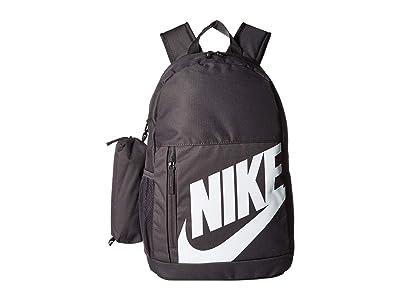 Nike Kids Elemental Backpack (Little Kids/Big Kids) (Thunder Grey/Thunder Grey/White) Backpack Bags