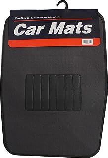 Universal Fit Car Floor Mat, 5 Pcs