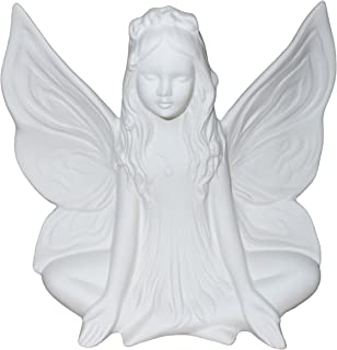 Large Mari The Magnificent Fairy - Stunning Detail - Paint Your Own Ceramic Keepsake
