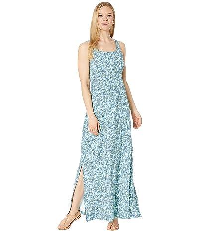 Columbia Freezertm Maxi Dress (Impulse Blue/Liberty Floral) Women