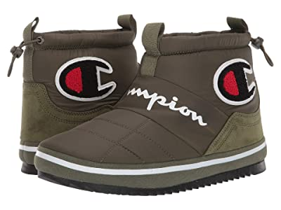Champion Rally Bootie (Cargo Olive) Men