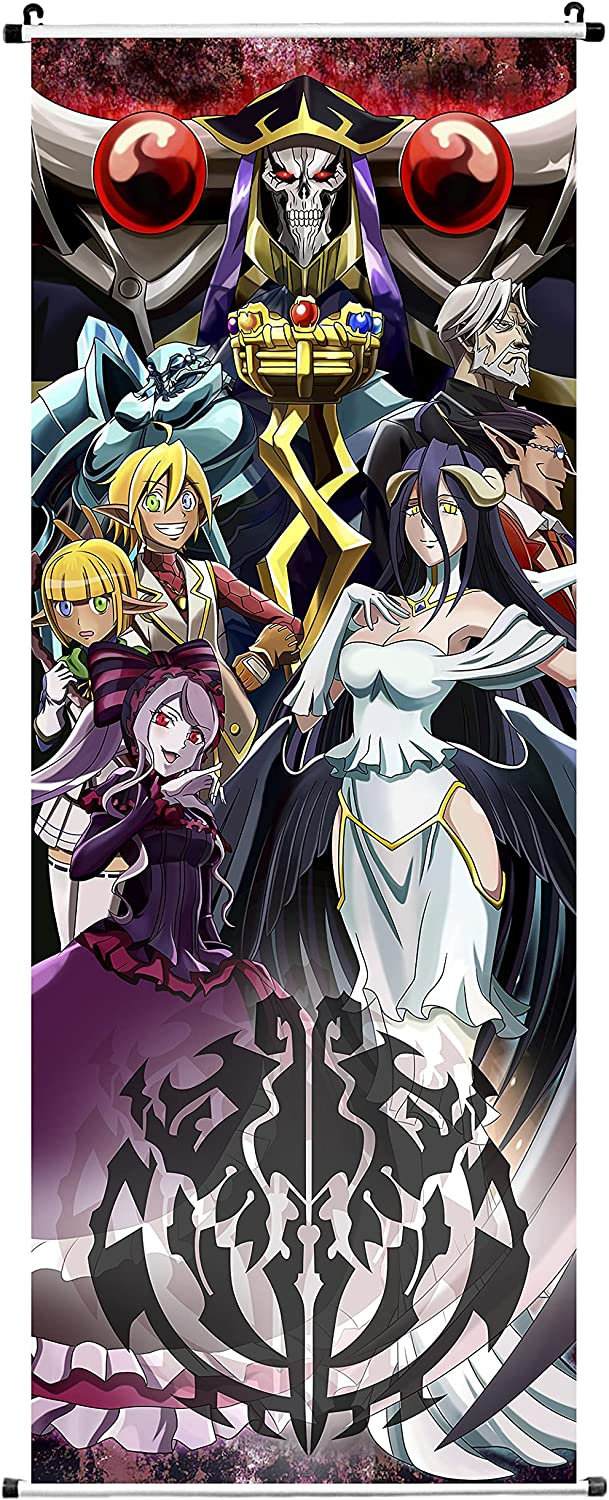 It is very Max 66% OFF popular Anime Scroll Poster for Series Prints Fabric - Character Pattern