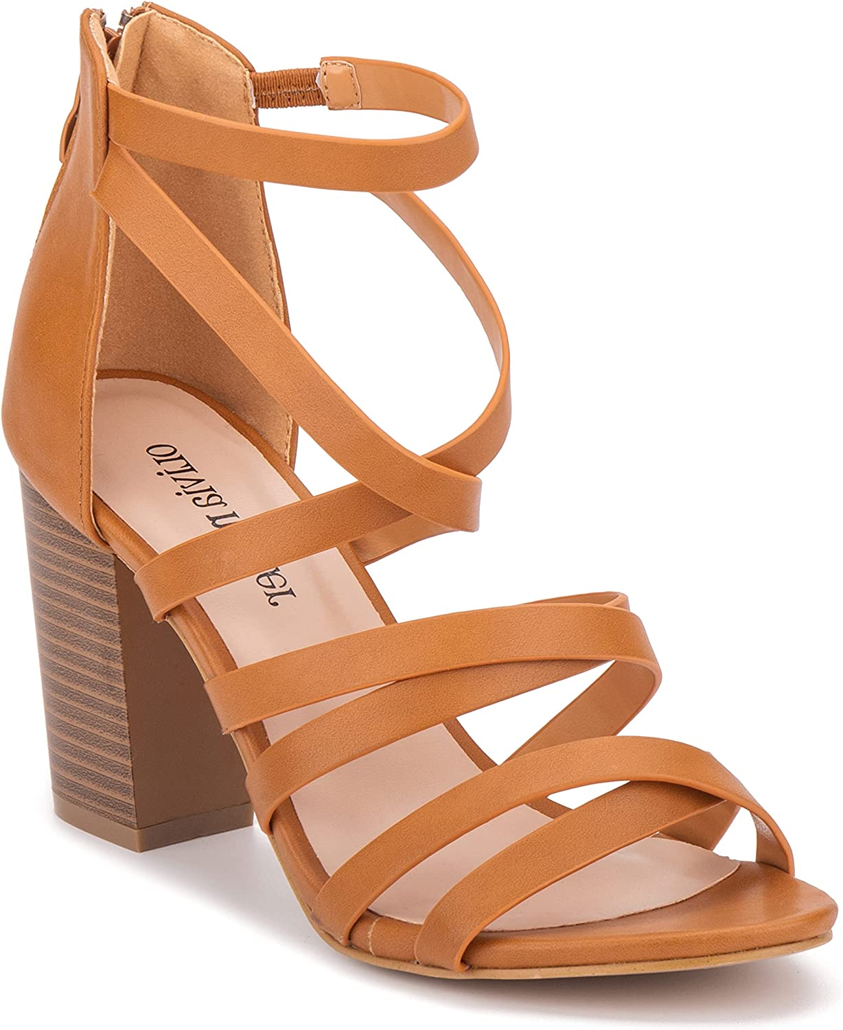 Olivia Max 79% OFF Miller Memphis Mall Women's Shoes Treat Ankle Strap Yourself B Ladies