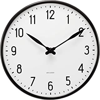 【正規輸入品】Arne Jacobsen Station Wall Clock 210 43633