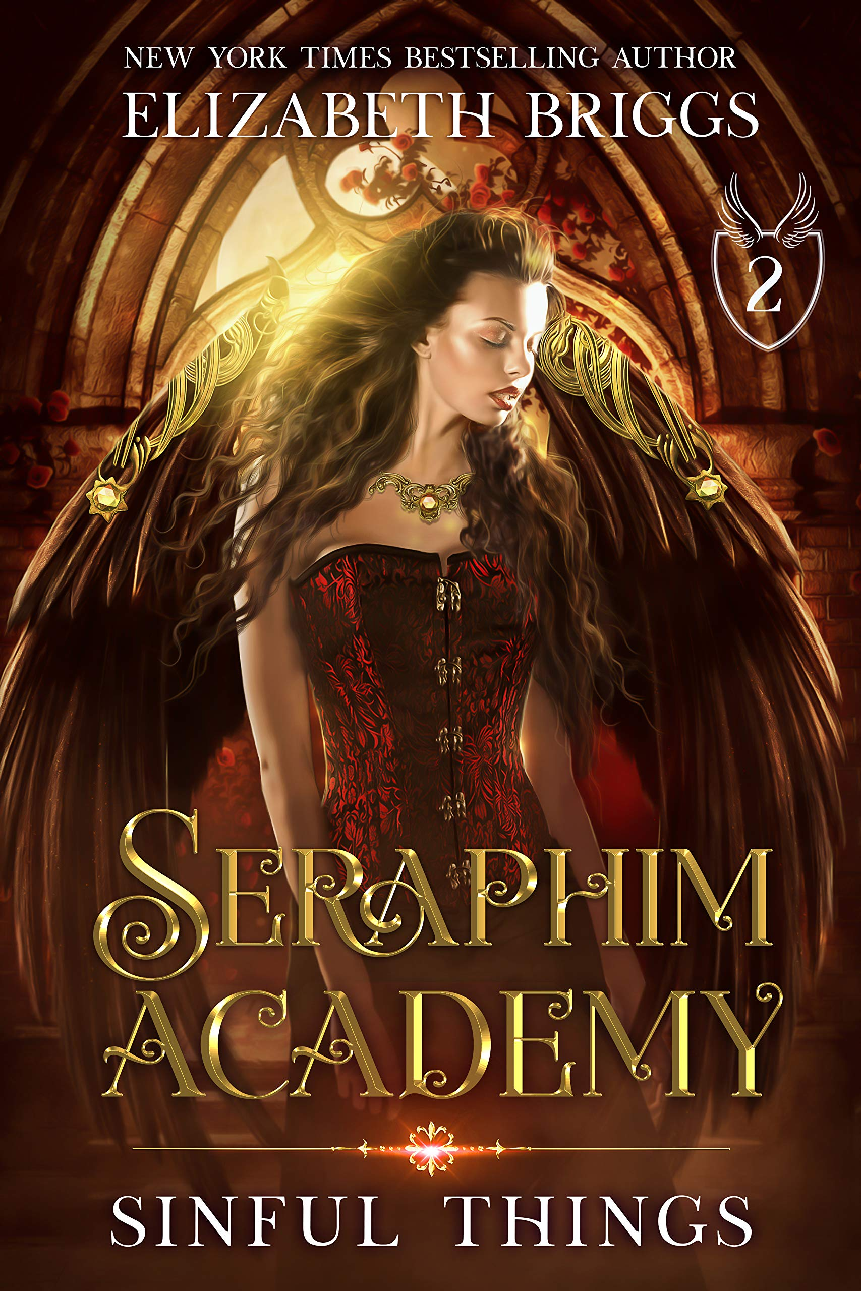 Seraphim Academy 2: Sinful Things