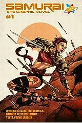 Samurai, The Graphic Novel Mass Market Paperback