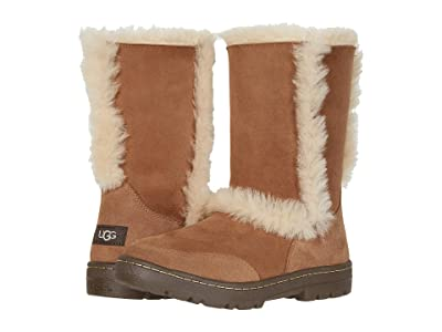 UGG Sundance Short II Revival (Chestnut) Women