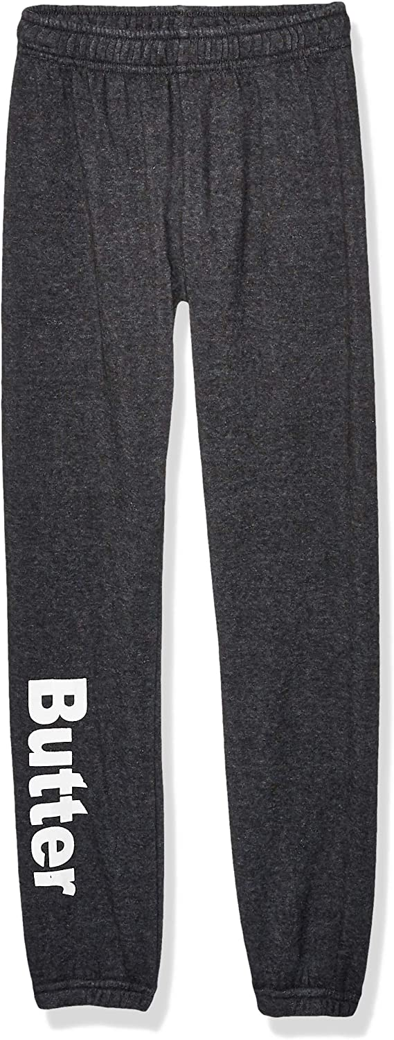 Butter Girls' Max 68% OFF Fleece Pant Jogger sold out