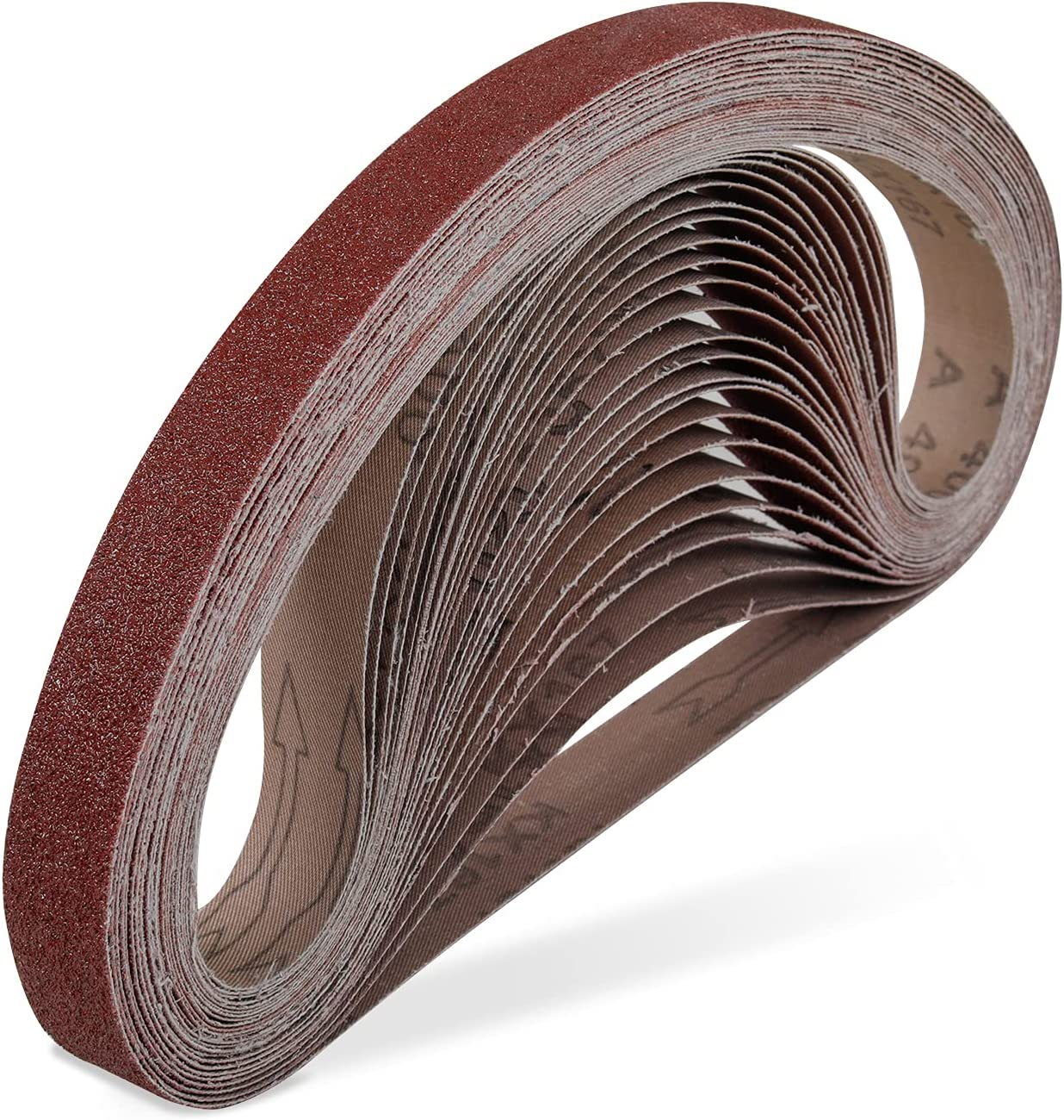 Online limited product LIZMOF Aluminum Oxide Sanding Belts with PCS Courier shipping free shipping 60 24 Sander