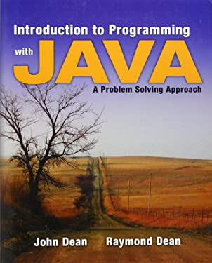 Introduction to Programming with Java A Problem Solving Approach