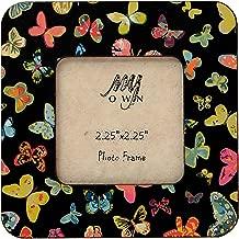 My Own Butterflies Fridge Magnet Photo Frame