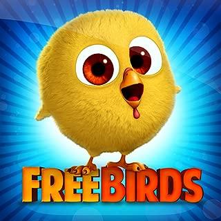 FREE BIRDS MOVIE: BABY TURKEY TROUBLE