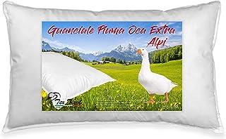 Almohada de plumón de Ganso Tex Tirol © Alpi Made in Italy