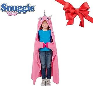 SNUGGIE Unicorn Blanket- Comfy, Cozy, Super Soft, Warm,...