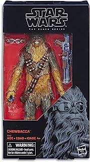 "STAR WARS - Black Series - 6"" Chewbacca Vandor-1 Action Figure inc Acc - Collectors Item - Kids Toys - Ages 4+"