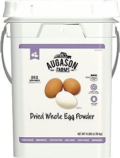 Augason Farms Dried Whole Egg Powder