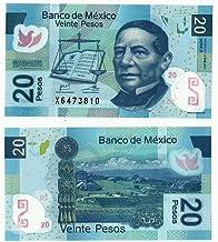Arunrajsofia Mexican 20 Pesos Collection