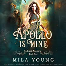 Apollo Is Mine: Gods and Monsters, Book 1