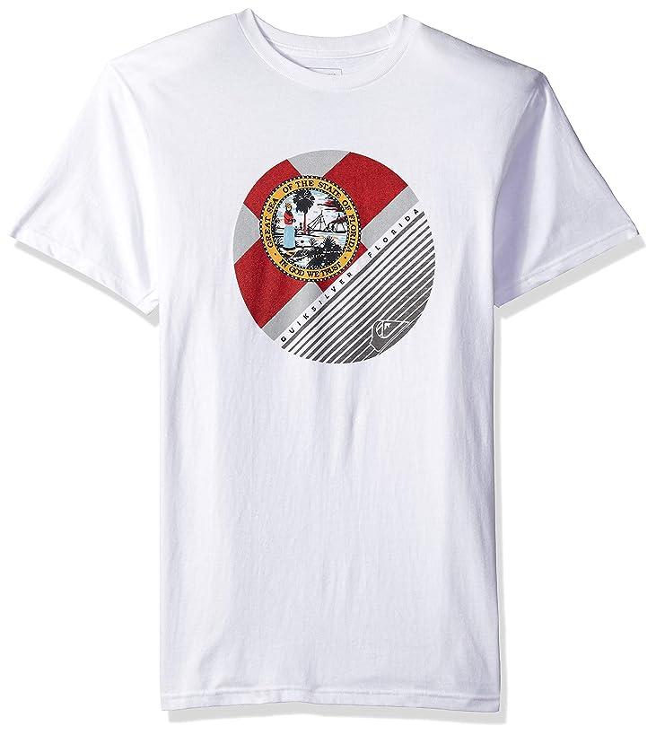 Quiksilver Men's Florida Corpo Logo Tee