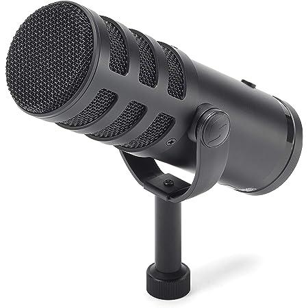 Samson Q9U Dynamic Broadcast Microphone, XLR/USB