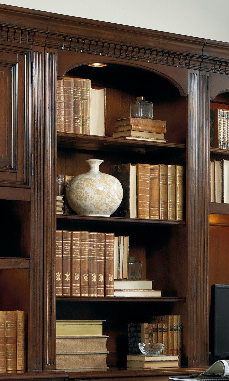High order Hooker Furniture European Renaissance Max 69% OFF Computer Hutch Credenza