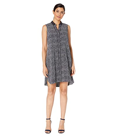 NIC+ZOE Twisted Vines Dress (Multi) Women