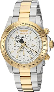 Invicta Men's 'Character Collection' Quartz Stainless Steel Casual Watch