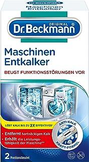 Dr. Beckmann Machines Ontkalker tegen Hatnaky Limescale helpt functionele stoornissen te voorkomen (100 g)