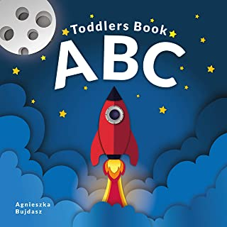 ABC Toddlers Book: Illustrated English Alphabet with Vehicles. Here is what a preschooler should know before kindergarten!