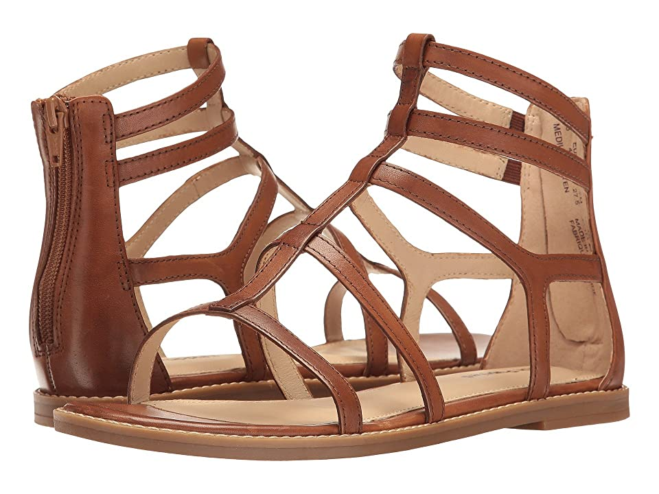 Hush Puppies Abney Chrissie Lo (Tan Leather) Women