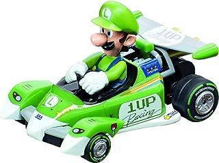 Carrera 64093 Go!!! Mario Kart Circuit Special - Luigi Slot Car (1: 43 Scale)