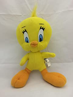 "Looney Tunes Tweety Bird 9"" Play By Play Plush"