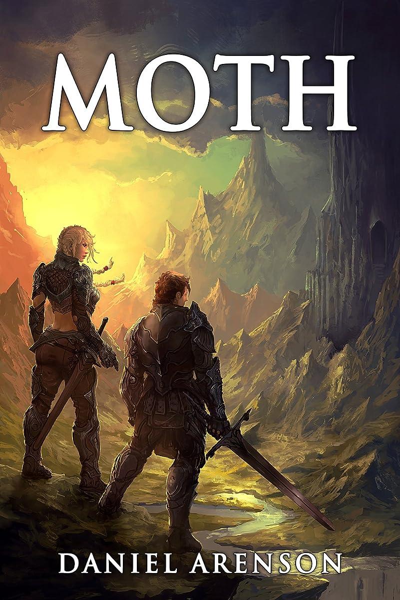 構想するキャプション日記Moth (The Moth Saga Book 1) (English Edition)