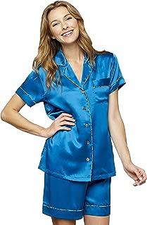 silk pajama style top