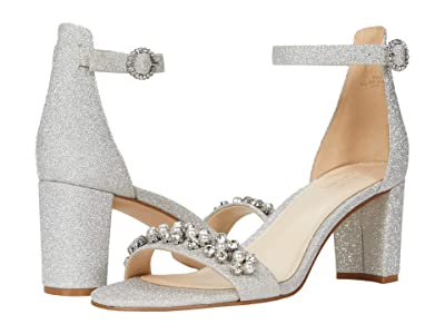 Nine West Neil Lane Passion (Silver) Women