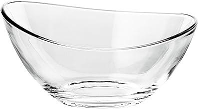 "Barski - European Glass - Bowl - 9.5"" Diameter - Made in Europe"