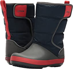 31f93cf333c1a 144. Crocs Kids. LodgePoint Snow Boot ...