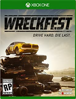 wreck fast game